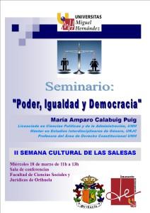 Seminario Sem Cult Amparo Calabuig